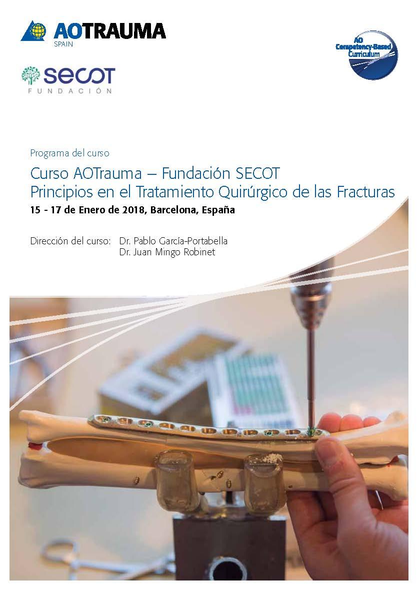 Curso AOTrauma ? Fundación SECOT Principios en el Tratamiento Quirúrgico de las Fracturas