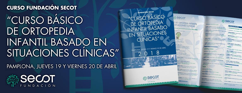 CURSO DE ORTOPEDIA INFANTIL BASADO EN SITUACIONES CLÍNICAS 2018
