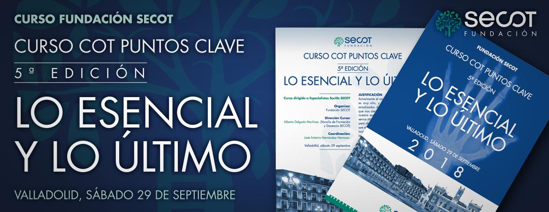 CURSO COT PUNTOS CLAVE LO ESENCIAL Y LO ÚLTIMO 5ª EDICIÓN