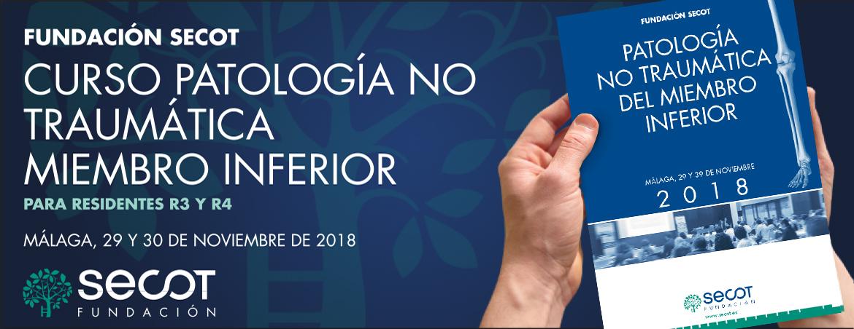 PATOLOGÍA NO TRAUMÁTICA MIEMBRO INFERIOR 2018