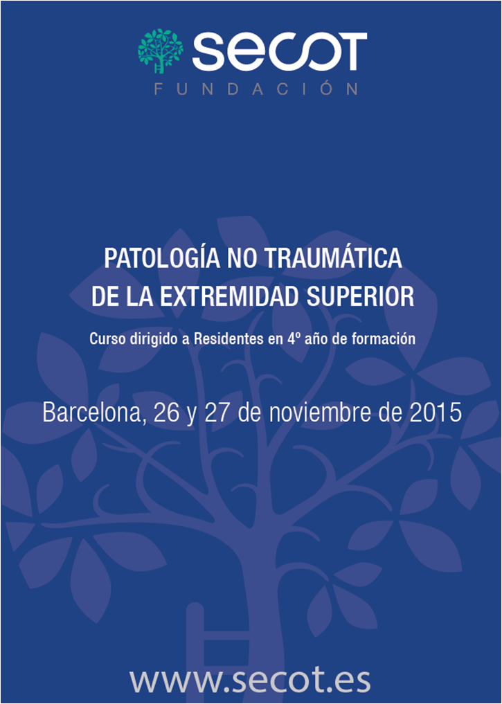 Patología no trauma