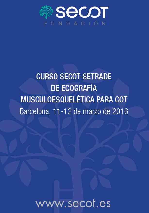 Ecografía Muscoesquelética