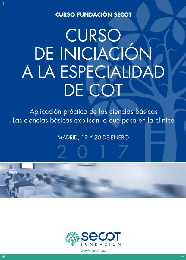 Curso Iniciación Especialidad COT R1 Madrid