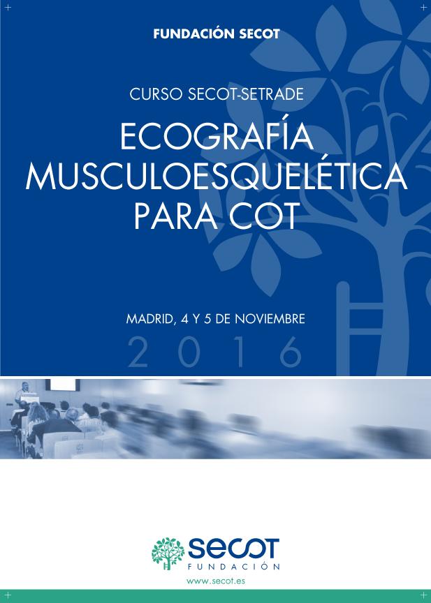 Protada Programa Curso Ecografía SECOT-SETRADE