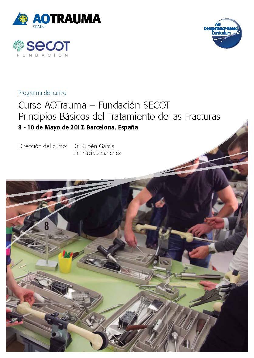 PROGRAMA CURSO AO- FUNDACIÓN SECOT